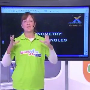 Extra 25 Trigonometry – 2 & 3 Dimension Problems II