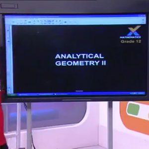 Extra 23 Analytical Geometry II