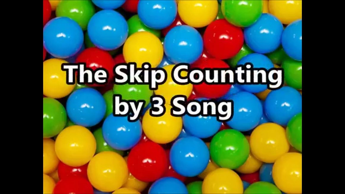 Skip Counting by 03 Song
