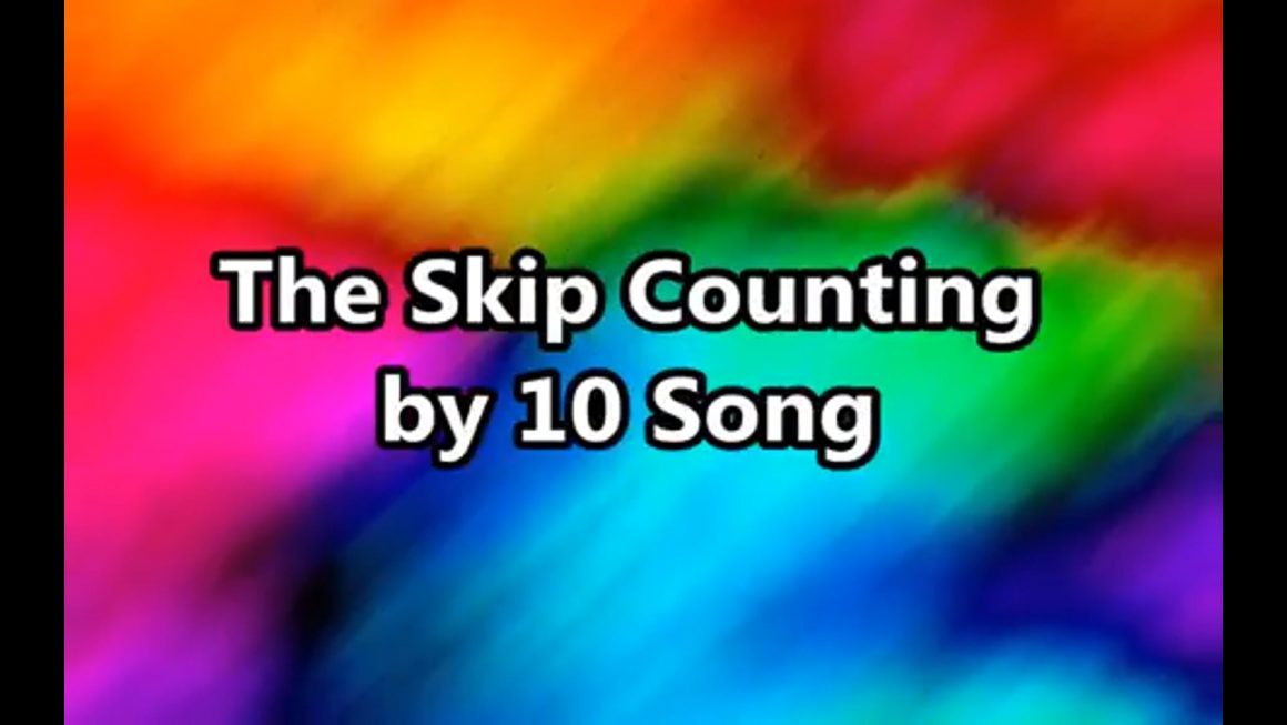 Skip Counting by 10 Song