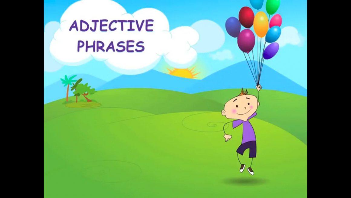 Zizi & Fleck – Adjective Phrases