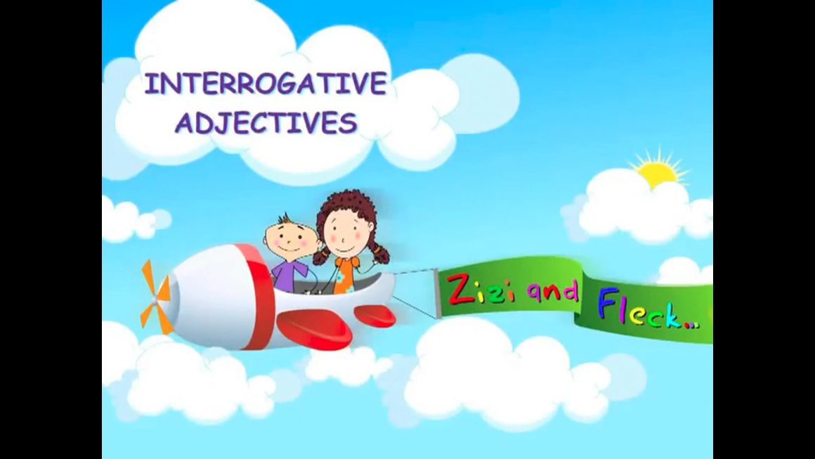 Zizi & Fleck – Adjectives – Interrogative