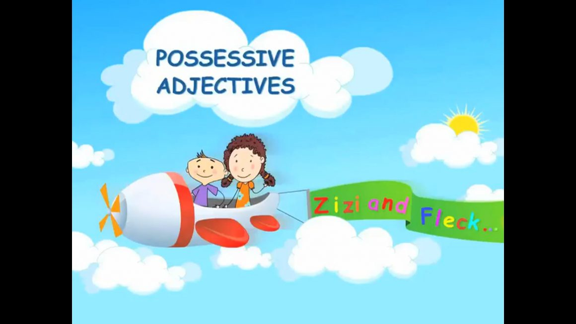 Zizi & Fleck – Adjectives – Possessive