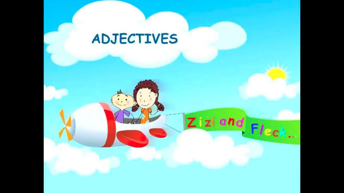 Zizi & Fleck – Adjectives