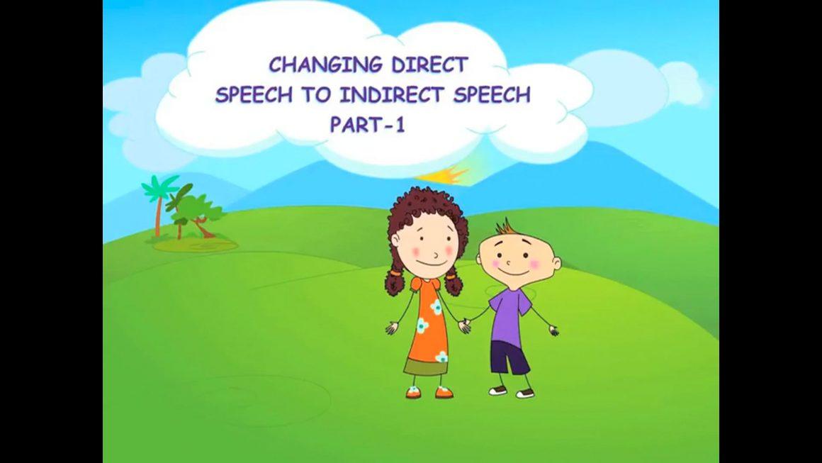Zizi & Fleck – Direct Speech to Indirect Speech – Part 1