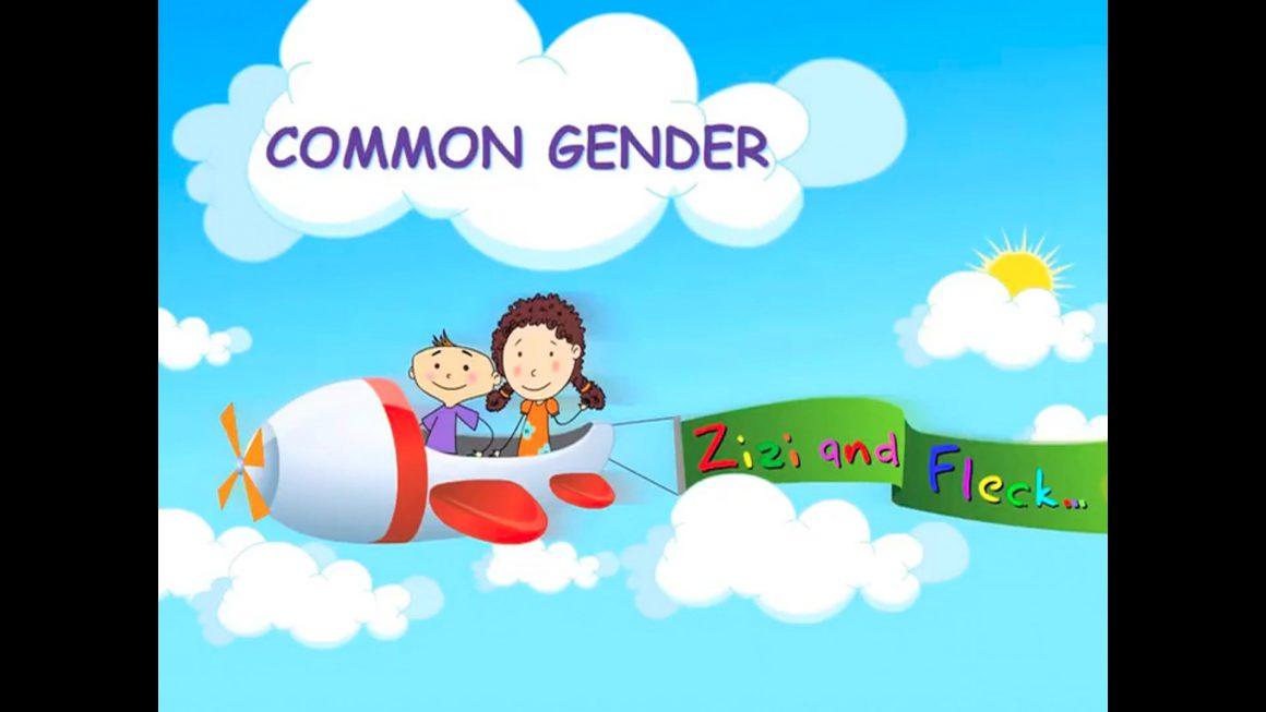 Zizi & Fleck – Nouns – Common Gender