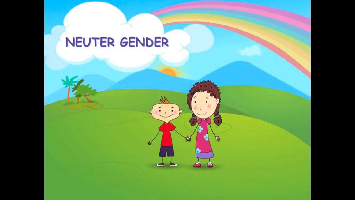 Zizi & Fleck – Nouns – Neuter Gender