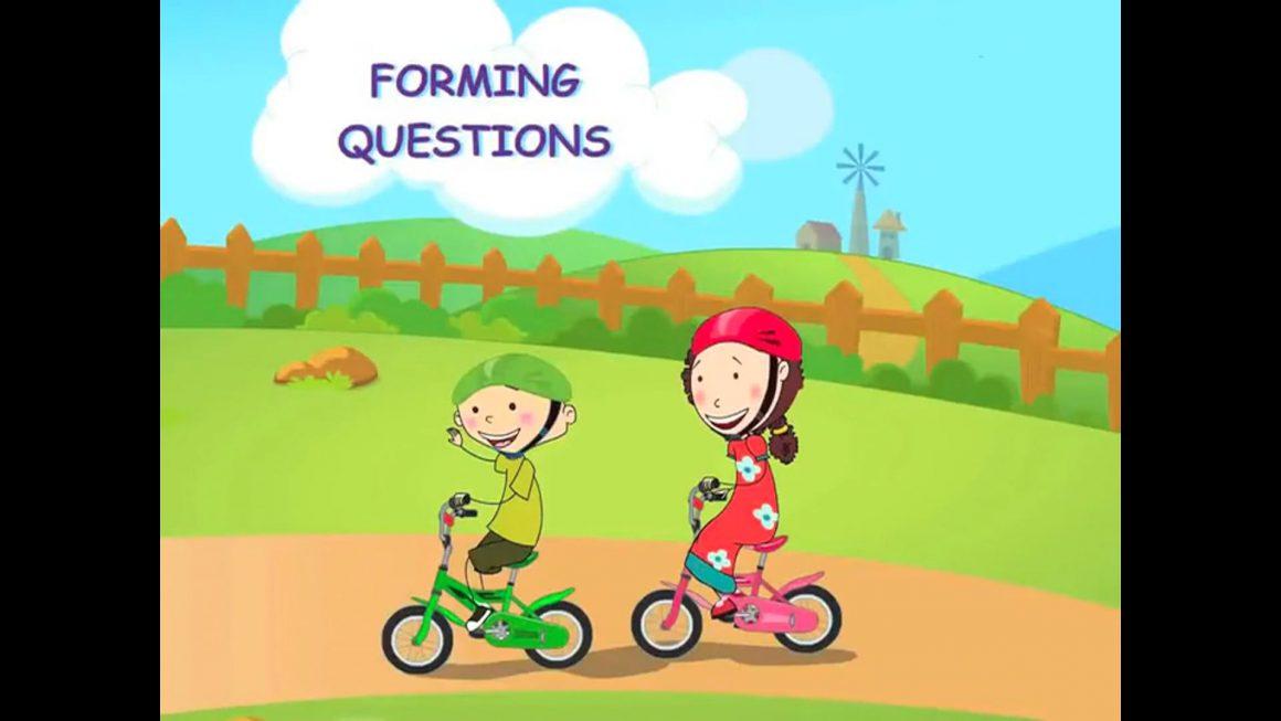Zizi & Fleck – Questions – Forming Questions
