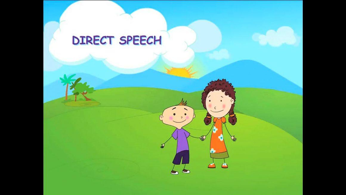 Zizi & Fleck – Sentences – Direct Speech