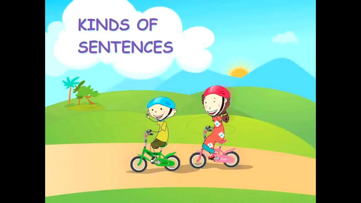 Zizi & Fleck – Sentences – Kinds of Sentences