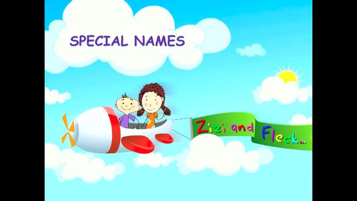 Zizi & Fleck – Use of Special Names