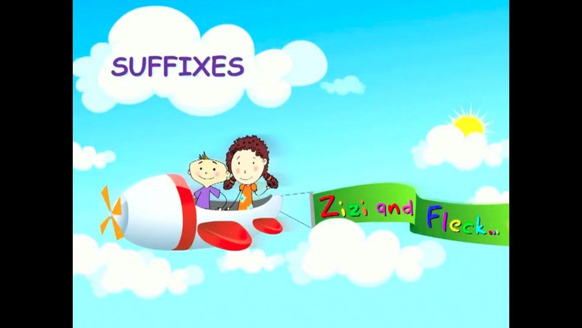Zizi & Fleck – Use of Suffixes