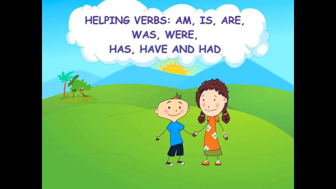 Zizi & Fleck – Verbs – Helping Verbs Am, Is, Are, Was, Were, Has, Have, Had