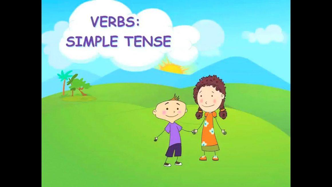 Zizi & Fleck – Verbs – Simple Tense