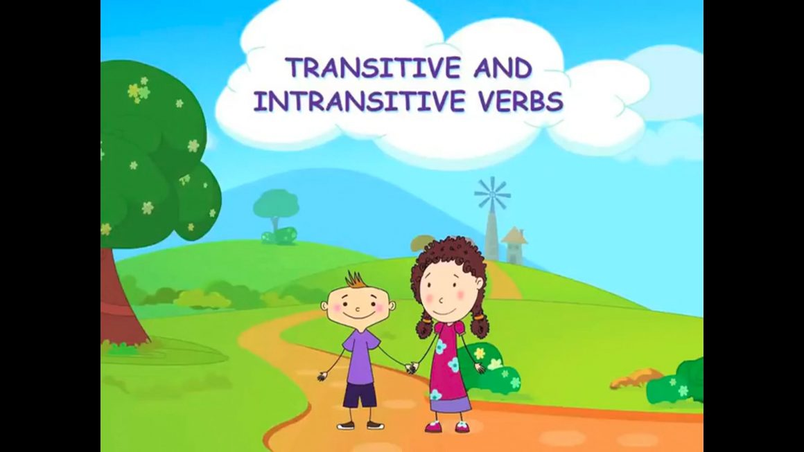 Zizi & Fleck – Verbs – Transitive and Intransitive