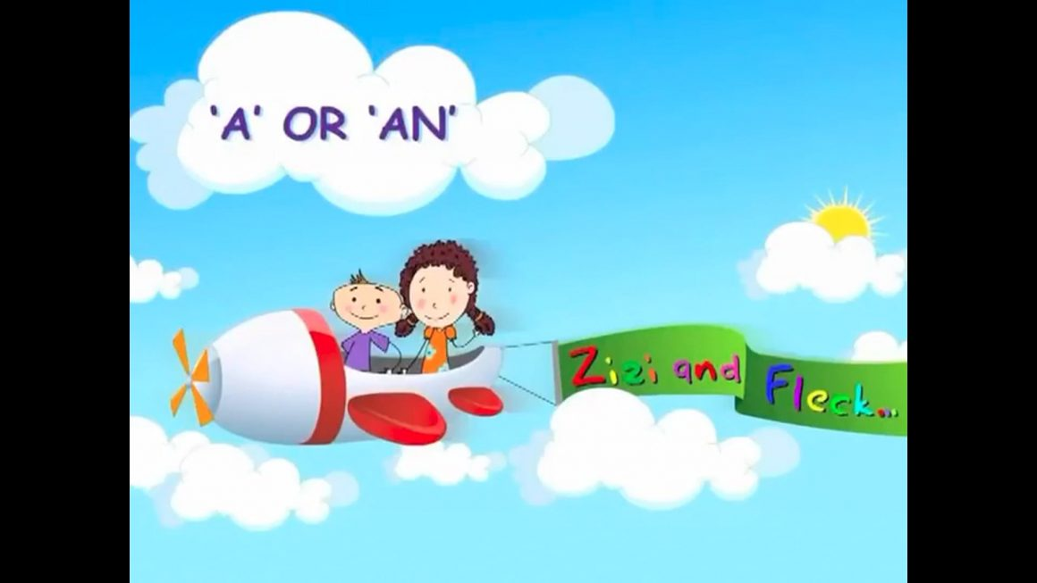 Zizi & Fleck – Words – A' or 'An'