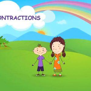 Zizi & Fleck – Words – Contractions