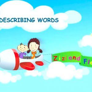 Zizi & Fleck – Words – Describing