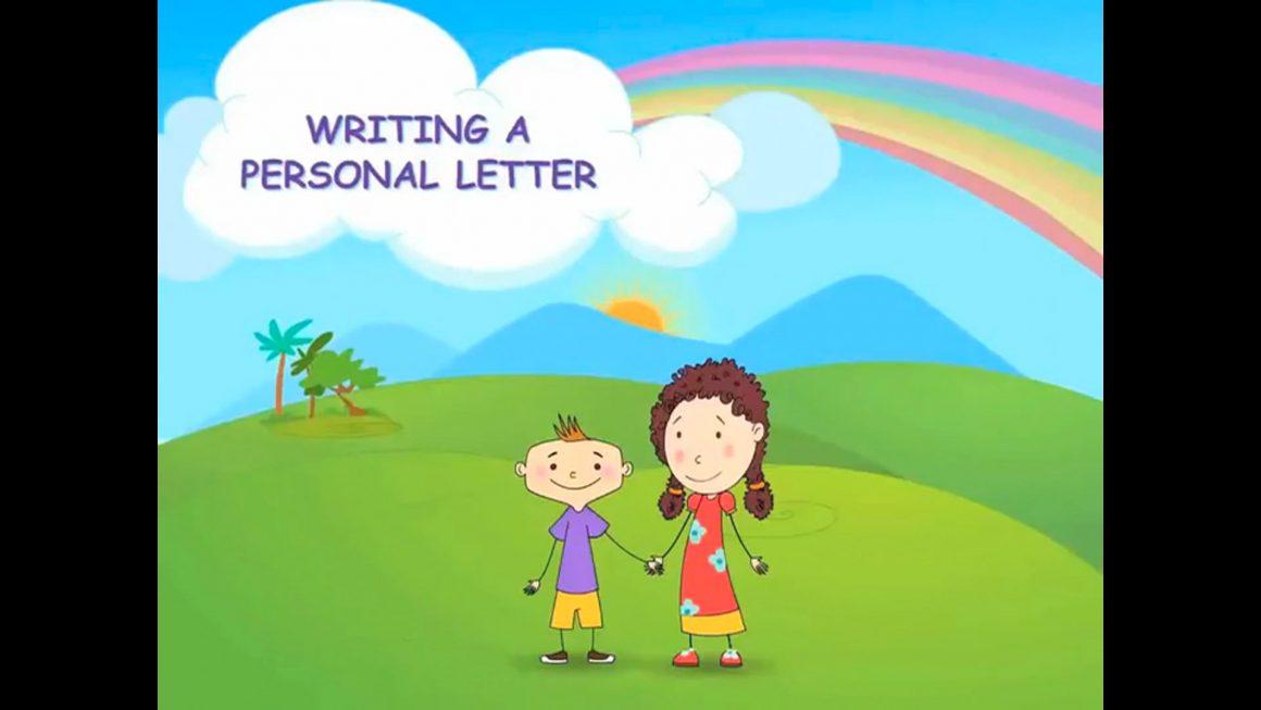 Zizi & Fleck – Writing a Personal Letter