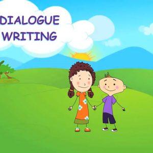Zizi & Fleck – Writing – Dialogue