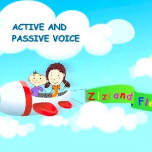 Zizi & Fleck – Writing sentences in Active and Passive Voice
